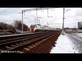 Электропоезд ЭД4М-0501