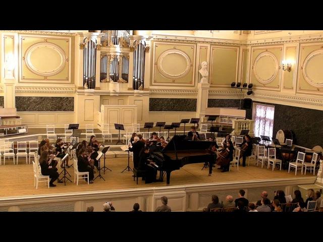 Д Бортнянский Концерт для фортепиано с оркестром