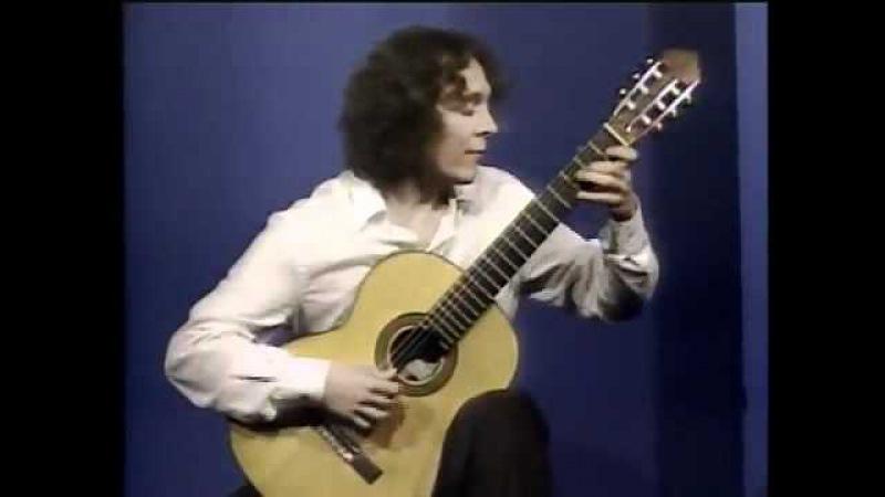 Dimitri Illarionov- Tango en Skai by Roland Dyens Live TV.