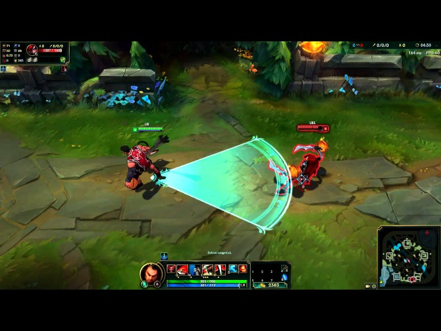 Dunkmaster Darius (2015) Skin Spotlight - League of Legends