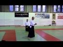 Takashi Kuroki sensei 2012 Aikido seminar in Budapest