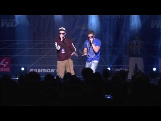 K-Pom - United States - Tag Team Elimination - 4th Beatbox Battle World Championship