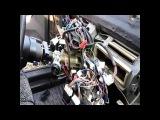 Шумоизоляция моторного щитка Ваз2115