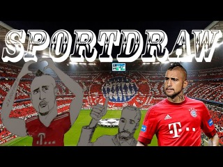 "SportDraw Артуро Видаль в ""Баварии"" / Sportdraw Arturo Vidal moves to Bayern"