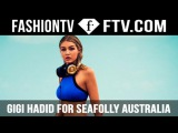 Stella Maugham for Seafolly's Summer 2015 campaign