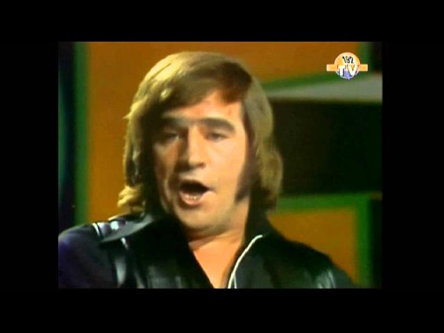Joe Dolan - Lady in blue ( Rare Original Footage 1975 French TV Show)