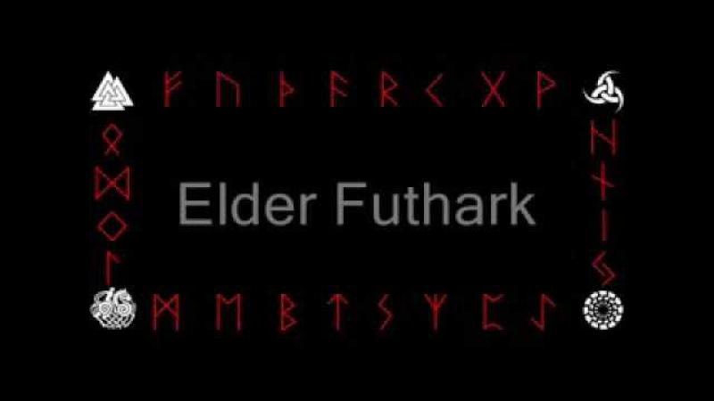 Elder Futhark - Basic Introdution