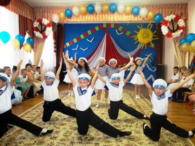 Танец Озорные моряки (МБДОУ №18 Настенька г.Астрахани)