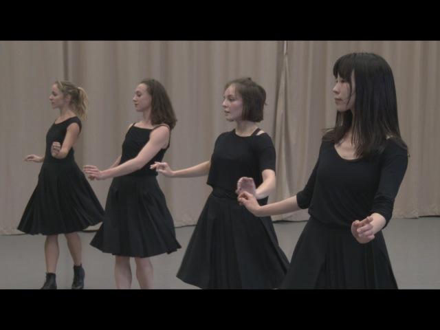 « Anne Teresa De Keersmaeker » - Trailer