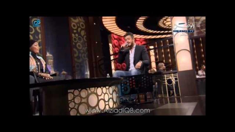 Saad Lamjarred Enty live on AlWatan TV