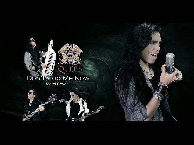 Queen - Dont Stop Me Now | Metal Cover (Paulo Cuevas)