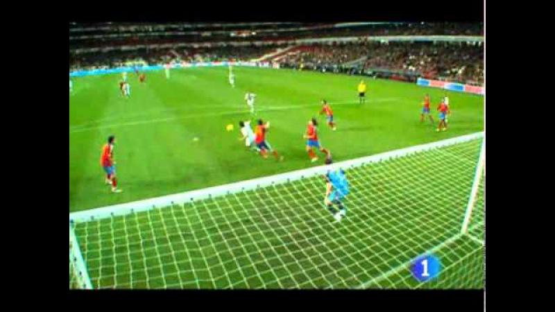 Paliza de Portugal a España - 4 - 0