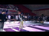 CAT VS JAYGEE | POPPING | POPCITY | BIS 2015