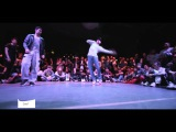 Samurai Battle Emjay vs Arejay (K.Mifa) Popping Final