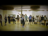Major Lazer - Powerful (Laure Courtellemont &amp Lorenzo Hanna) Dancehall Funk class