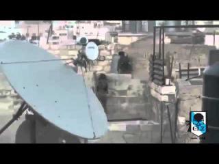 Сирия: Поласа препятствий для спецназа.