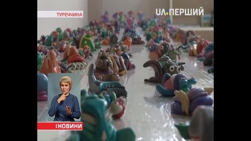 Харківянин Ельчин Оруджев власноруч створив близько тисячі пластилінових фігурок