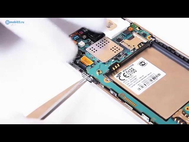 Ремонт Samsung Galaxy Win GT-I8552: замена дисплея