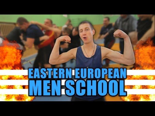 Eastern European Men School | Marozų Mokykla (original)