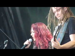 Stream Of Passion - Wherever You Are (live @ Cityrock 2015, Leeuwarden 07.08.2015) 2/3