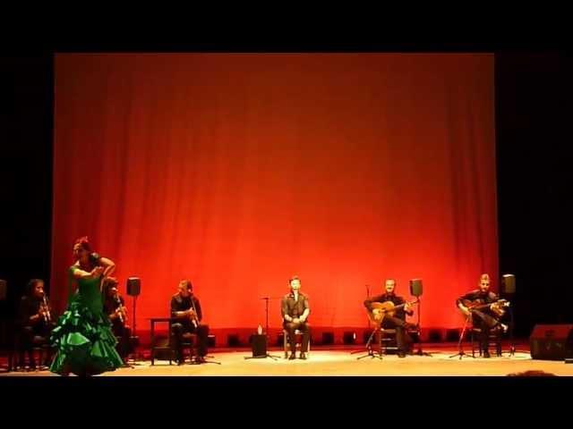 Miguel Poveda y La Lupi Sevillanas - Teatro de La Axerquía - Córdoba - 11.07.2012