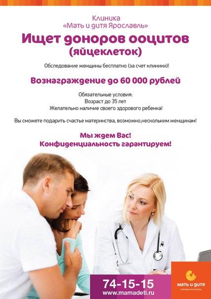 Ищу донора ооцитов москва