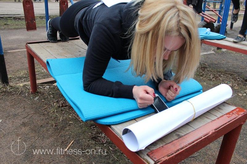 Марафон в Краснознаменске - команда Fitness On