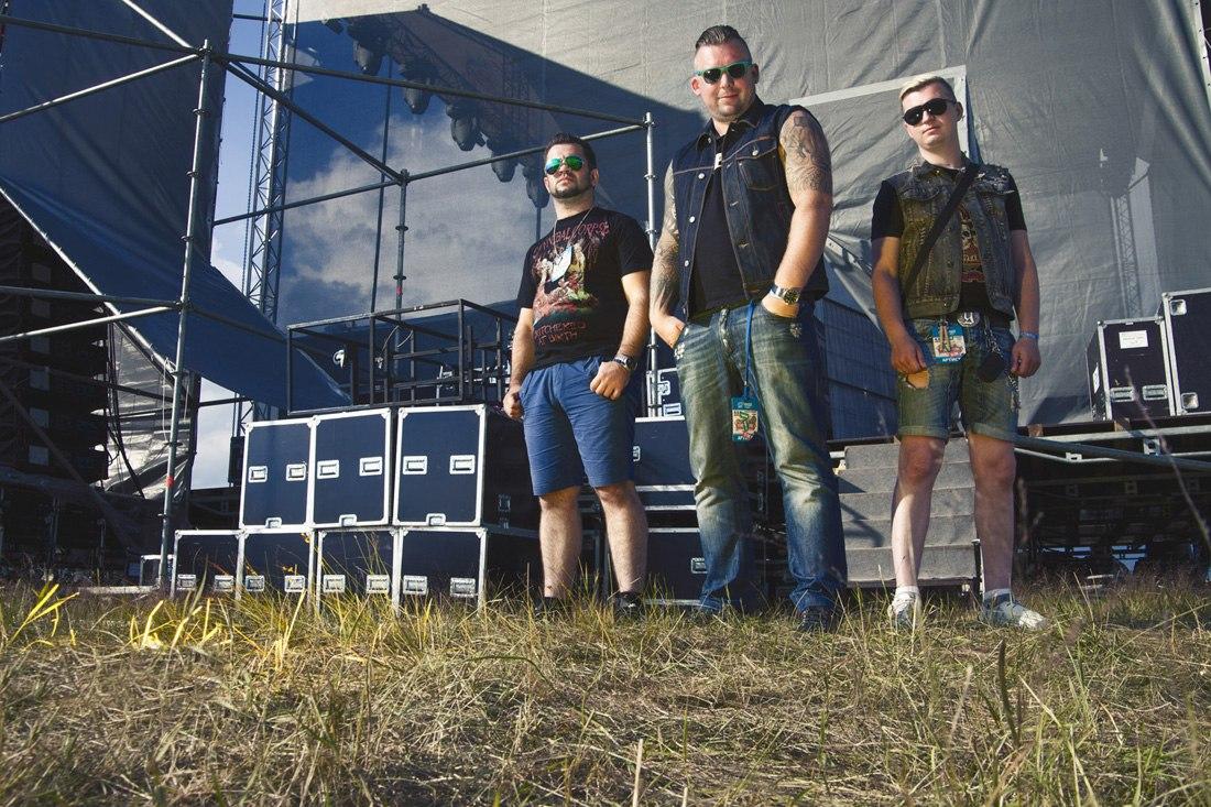 Интервью с фронтменом группы «FTB» Антоном Титовым: Я стараюсь сдерживать себя