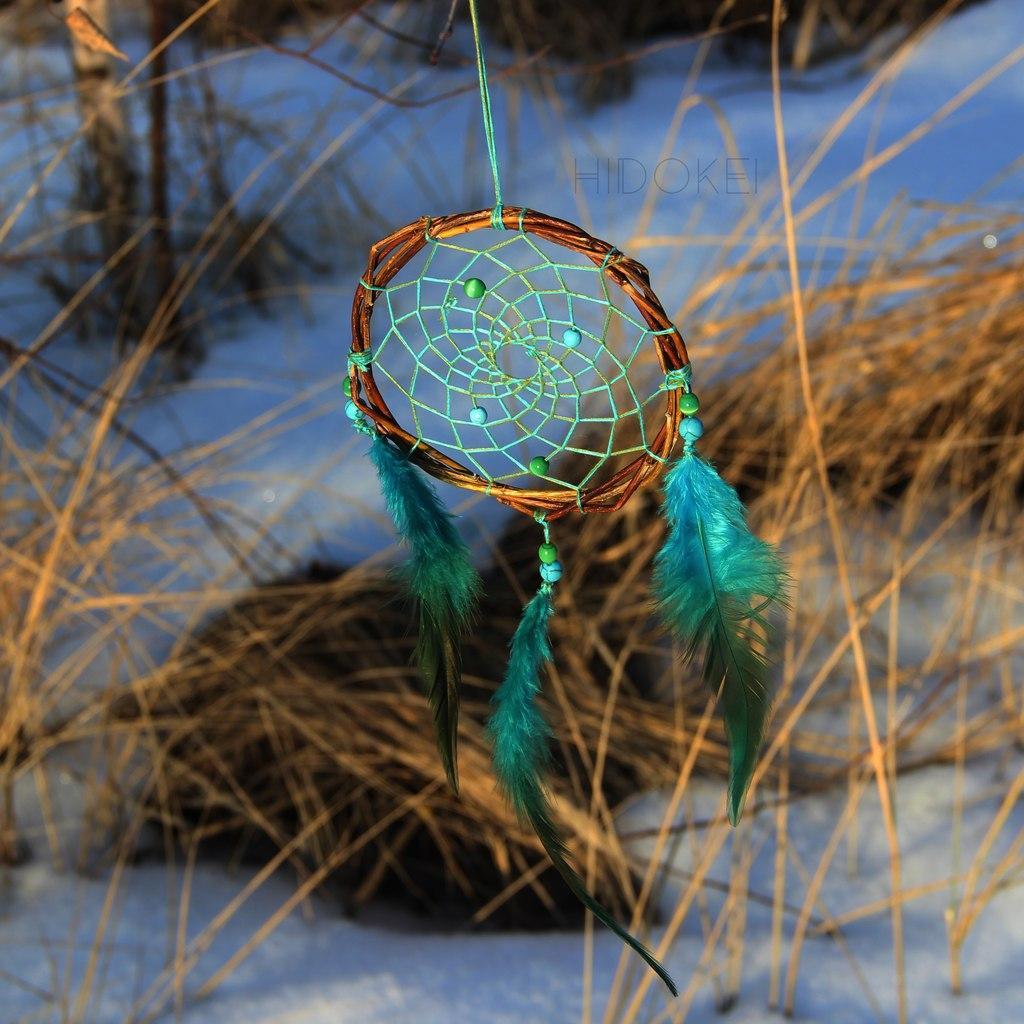 Афиша Калуга Мастер-класс по плетению ловца снов из ивы.