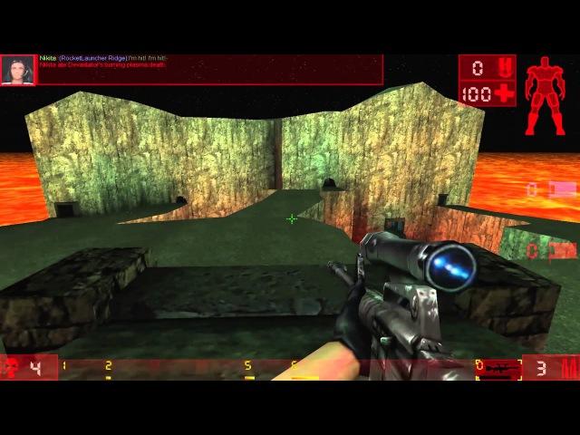 UnrealTournament GOTY Full Game 10-hour Longplay Walkthrough Godlike 1080p