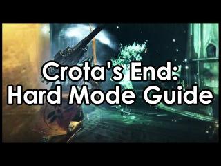 Destiny: Crota's End Hard Mode Raid Guide (aka How to Kill Crota on Hard Mode)