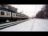 Электропоезд ЭД4М-0473