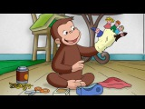 Curious George Full Episodes in English Cartoon HD | 2 Hours Non-Stop