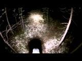 катаю на моте ч 3, тёмный лес