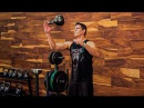 Kettlebell Grip Strength Juggling Workout