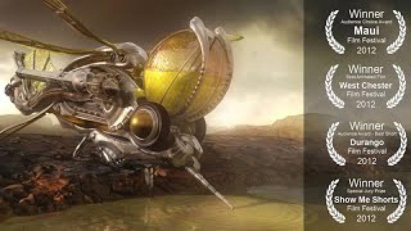 CGI **AWARD-WINNING** Sci-Fi Short Film Abiogenesis - by Richard Mans