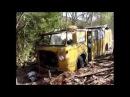 Gammal Scaniabuss från 1952 vaknar till liv våren 2014