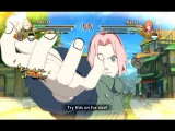 (PS3) War Sakura vs Karin Naruto Ultimate Ninja Storm 3