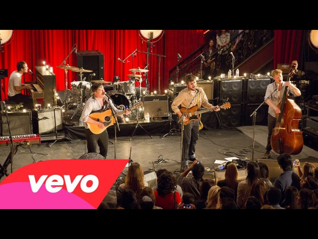 Mumford Sons - I Will Wait (Live from the Artists Den)