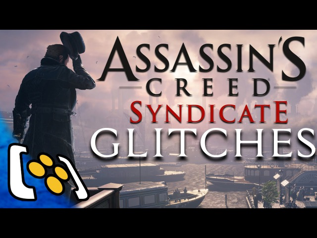 Assassins Creed Syndicate Glitches Funny Moments (WWE Style)
