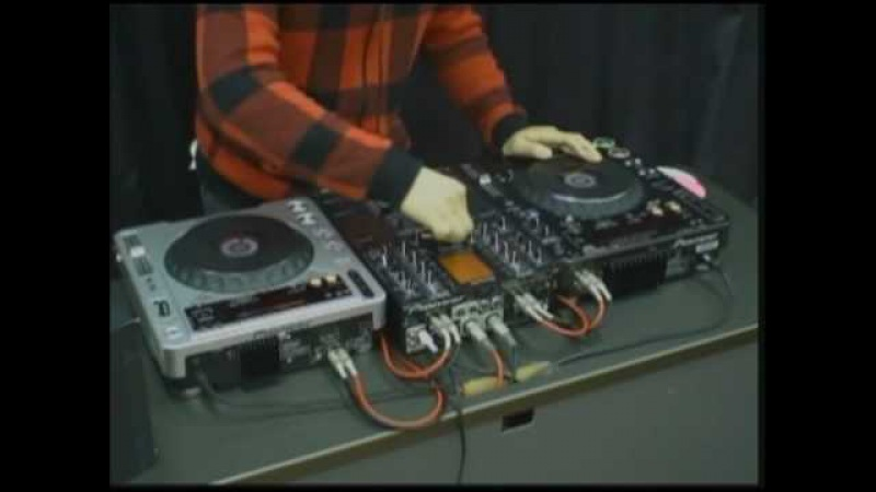 DJ CO-MA Pioneer DJM-909 CDJ-1000MK3/CDJ-800MK2 Performance