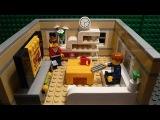 Как построить из лего #14 | Гостиная / Living room
