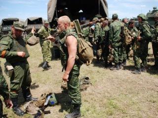 Ополченцы объявили об одностороннем отводе вооружений