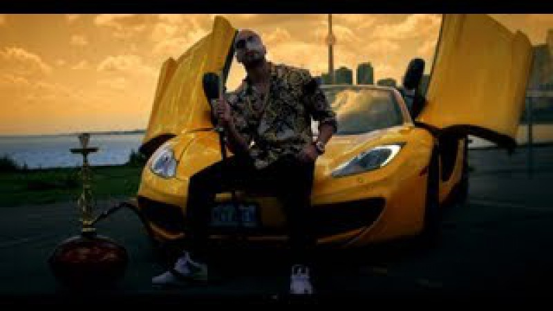 Massari ft French Montana Shisha Official Video