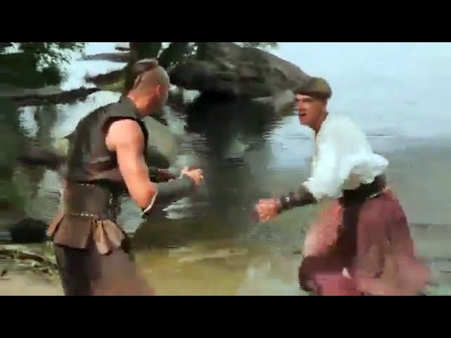 Козацький бій на ножах, сокирах, шаблях