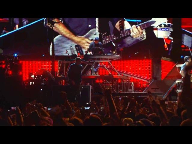 Linkin Park - Bleed It Out [Sabotage] (Carson, Honda Civic Tour 2012) HD