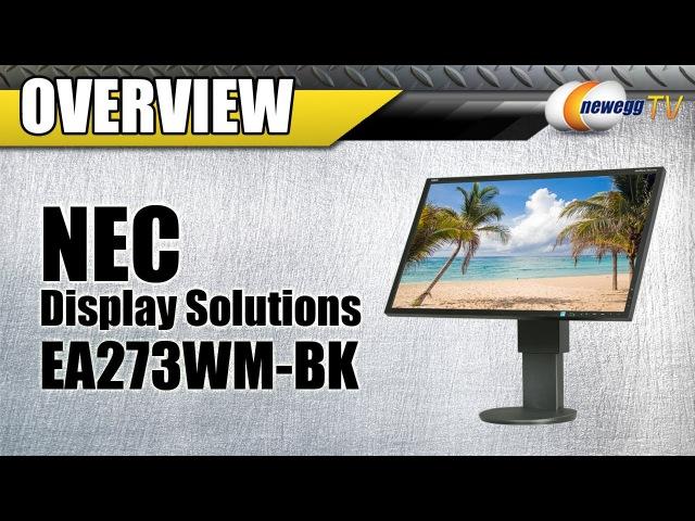 NEC Монитор 27'' MultiSync EA273WM/NEC Монитор 27'' MultiSync EA273WMI - metracom.ru