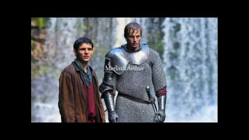 A Thousand Years | Merlin and Arthur [Tribute]
