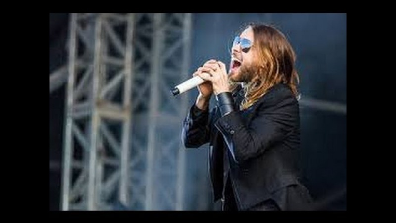 30 Seconds To Mars - Conquistador (Download Festival 2013)