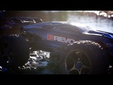 Traxxas E-Revo Brushless - Where the Sidewalk Ends